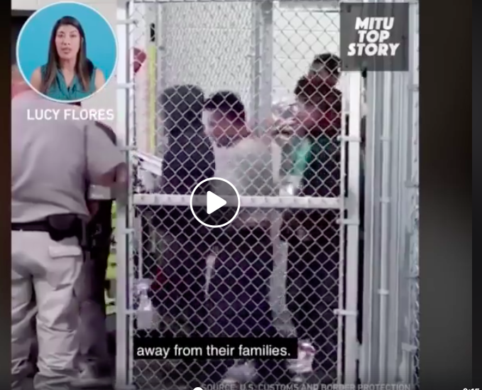 16 Year Old Boy's Enduring Trauma from Family Separation