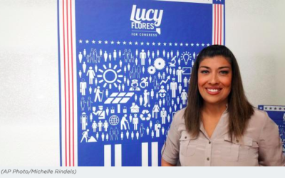 Lucy Flores On Kihuen, Harassment And Why She Speaks Out